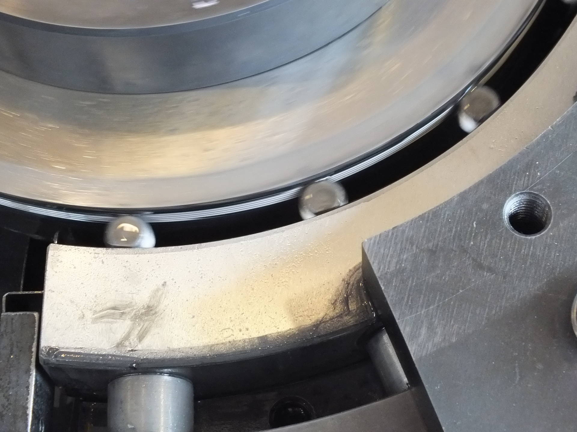 Cold forming and thread rolling